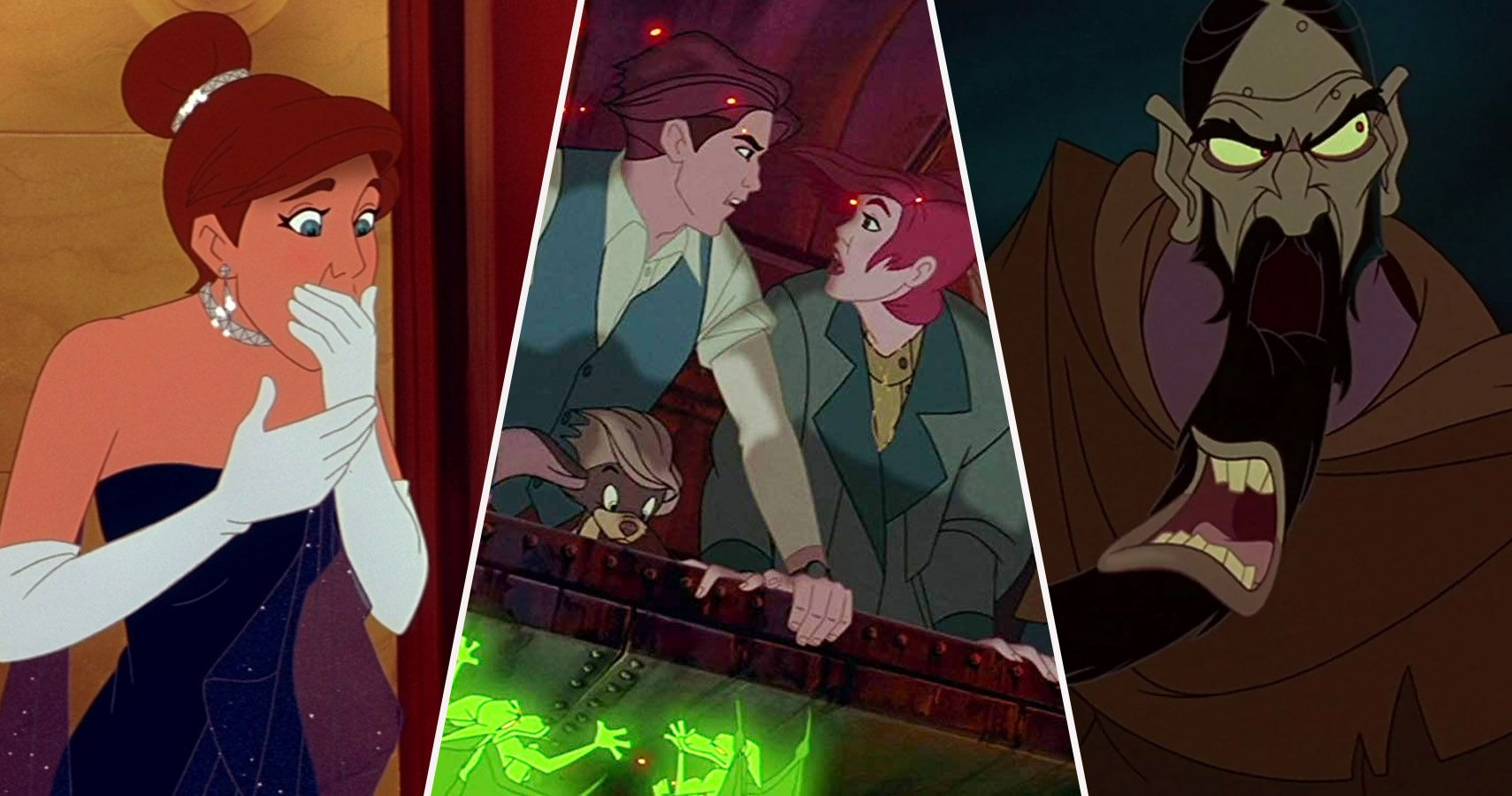 The Other Princess 25 Things About The Anastasia Movie That