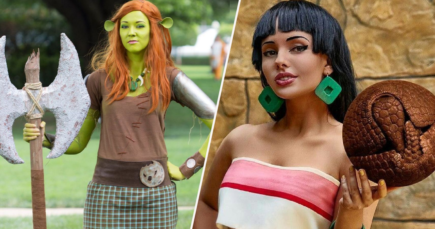 29 Dreamworks Cosplay That Are Extra Sweet Thegamer