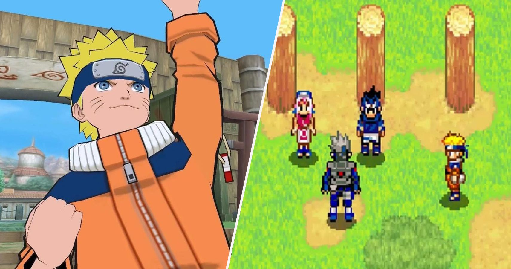 15 Naruto Video Games Fans Pretend Don T Exist And 15 Great Ones Everyone Forgets About