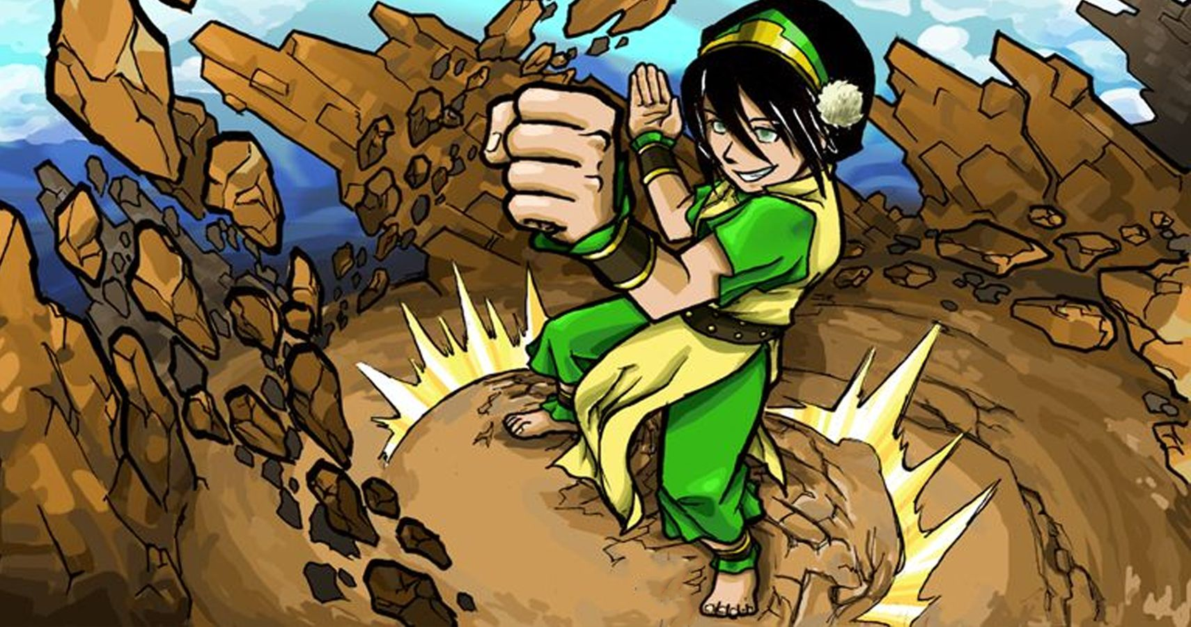 25 Weird Things About Toph's Anatomy In Avatar The Last Airbender
