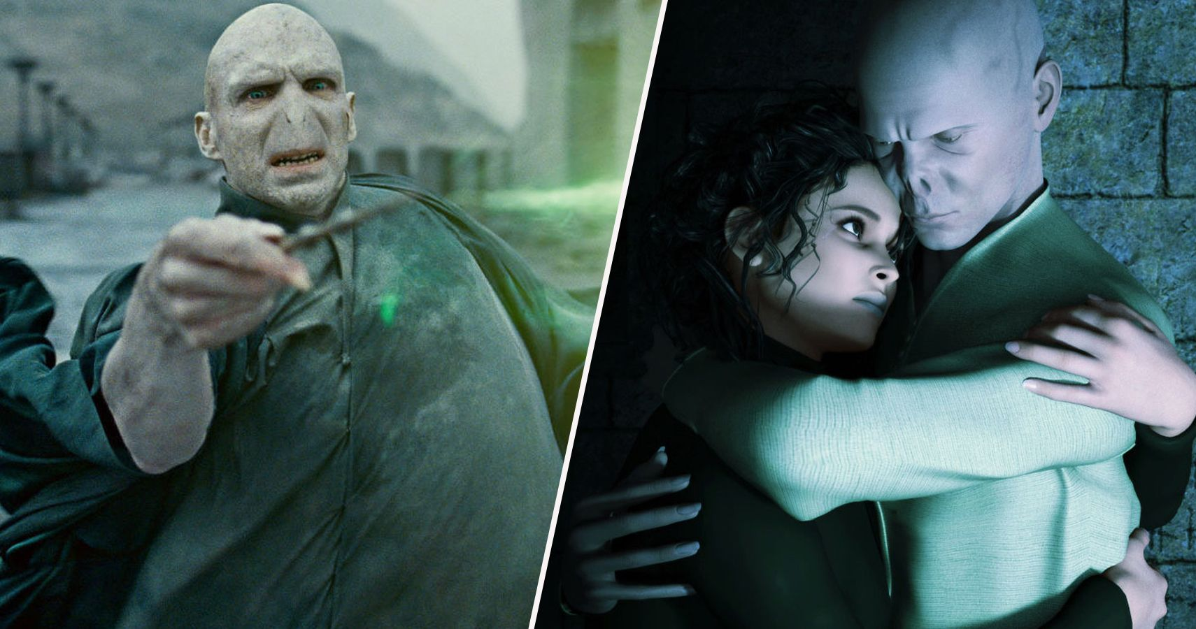 25 Things Everyone Gets Wrong About Voldemort In Harry Potter