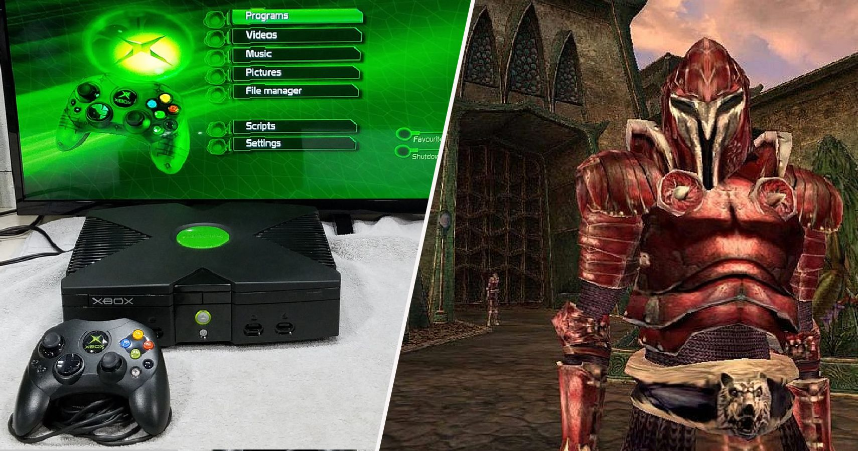 25 Things Only Superfans Knew The Original Xbox Could Do