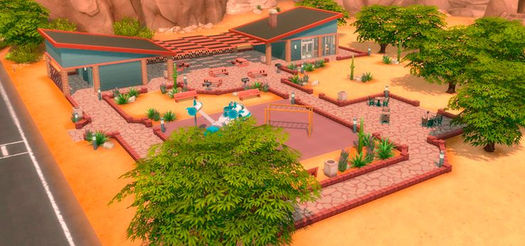 Sims 4: The Ultimate List Of All The Hidden Lots You Can