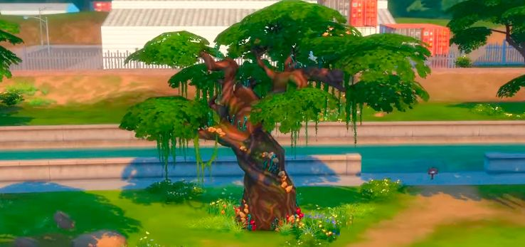 Sims 4: The Ultimate List Of All The Hidden Lots You Can Discover