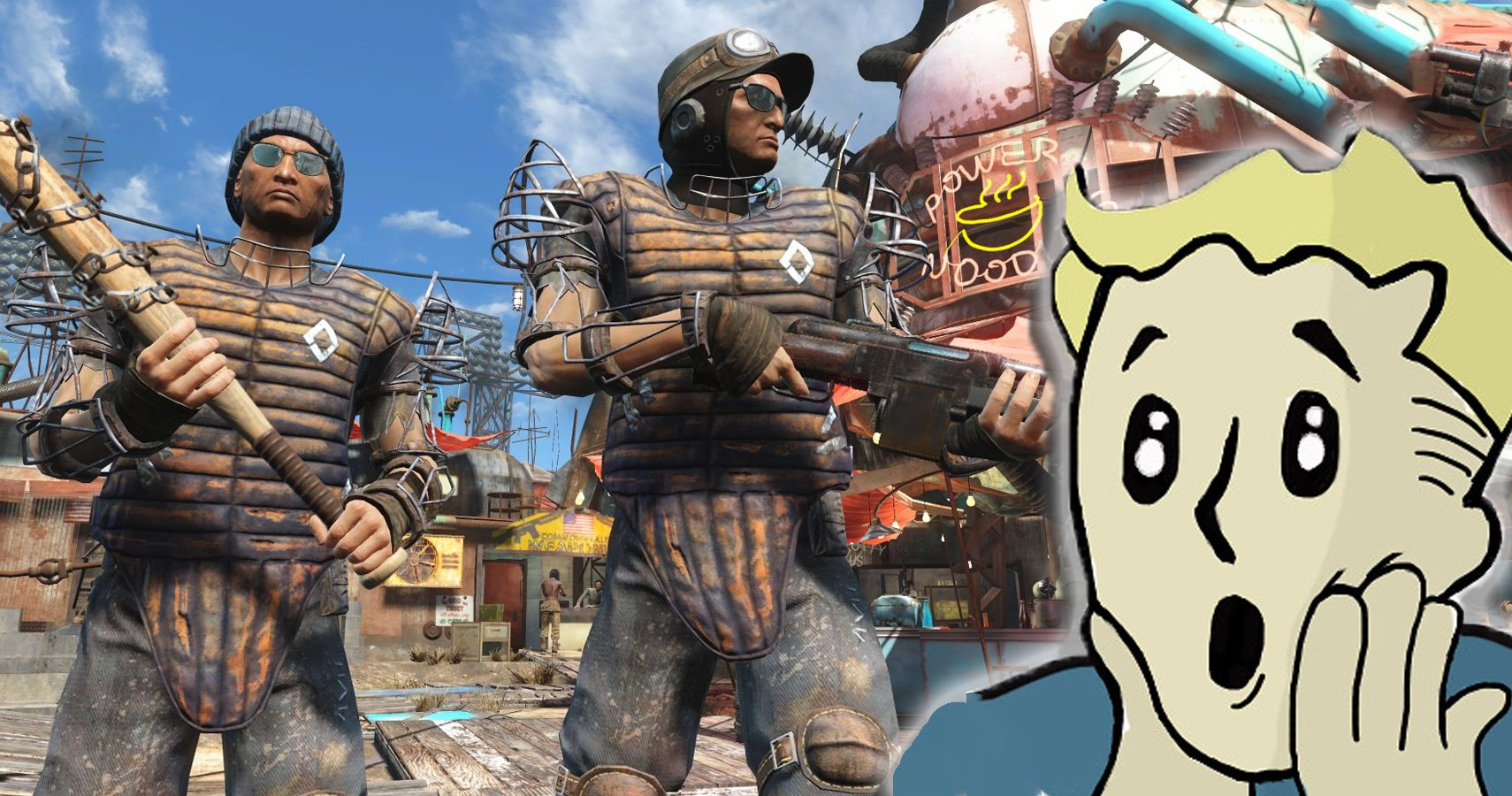 25 Weird Things Only Super Fans Knew About Diamond City From Fallout 4