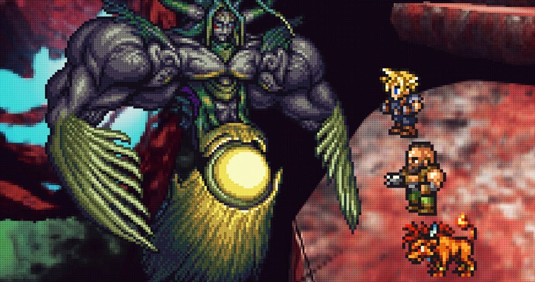 20 Final Fantasy Titles That Were Almost Totally Different Games