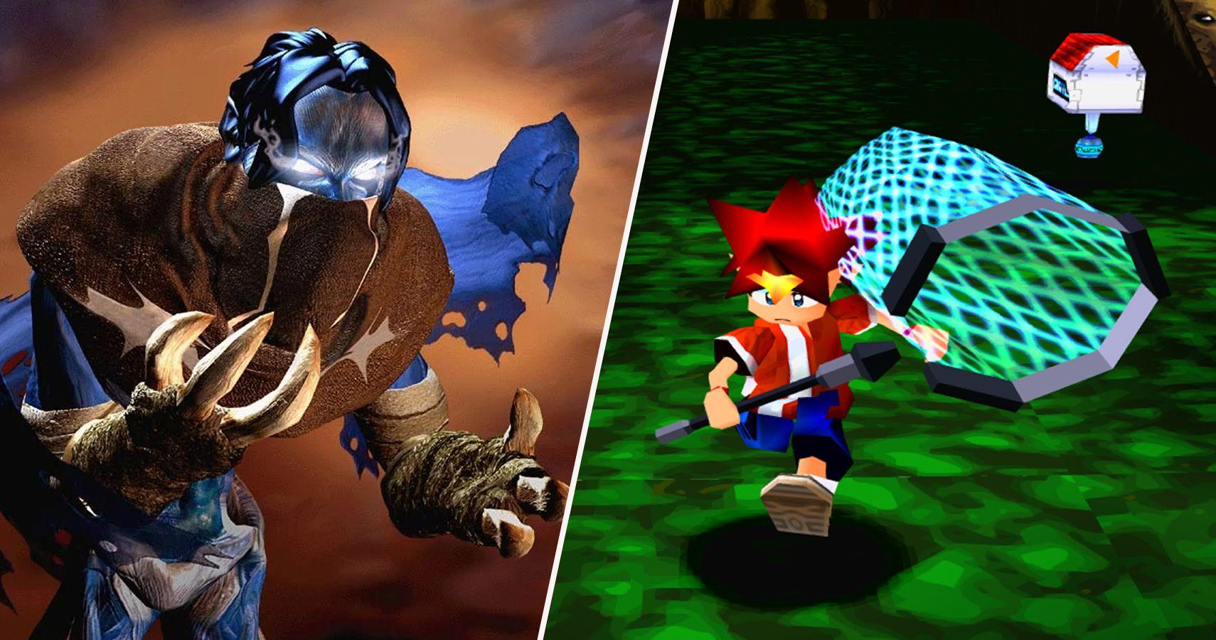 20 Notoriously Bad PlayStation 1 Games That Everyone Played
