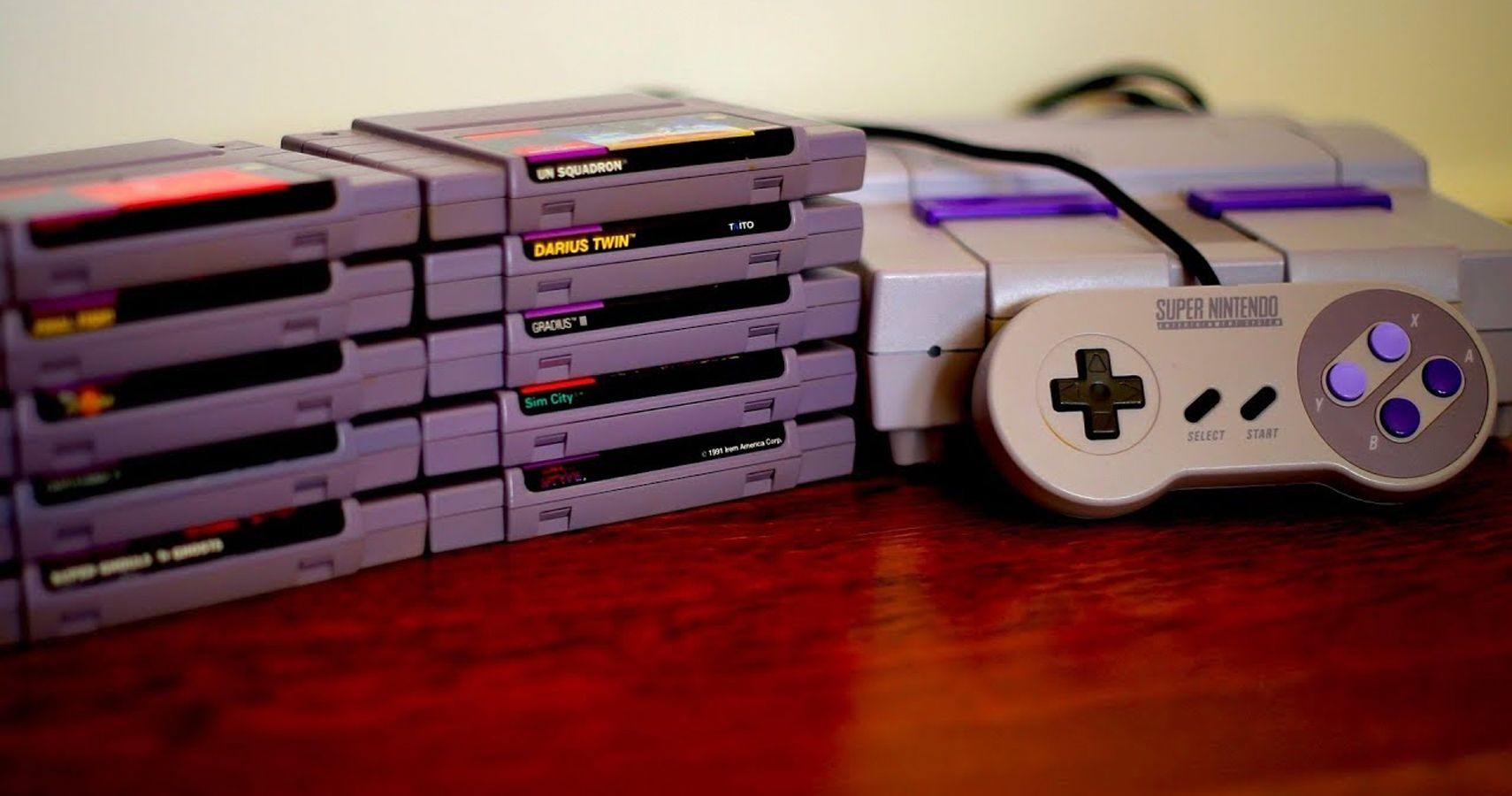 25 Things Only Super Fans Knew The Super Nintendo Could Do