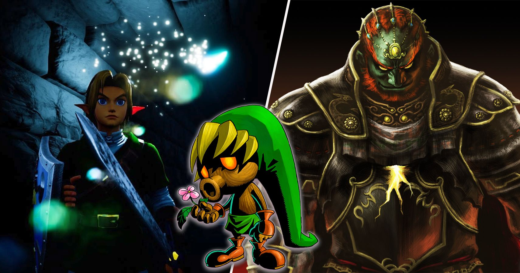 25 Things Most Legend Of Zelda Players Don't Realize They're