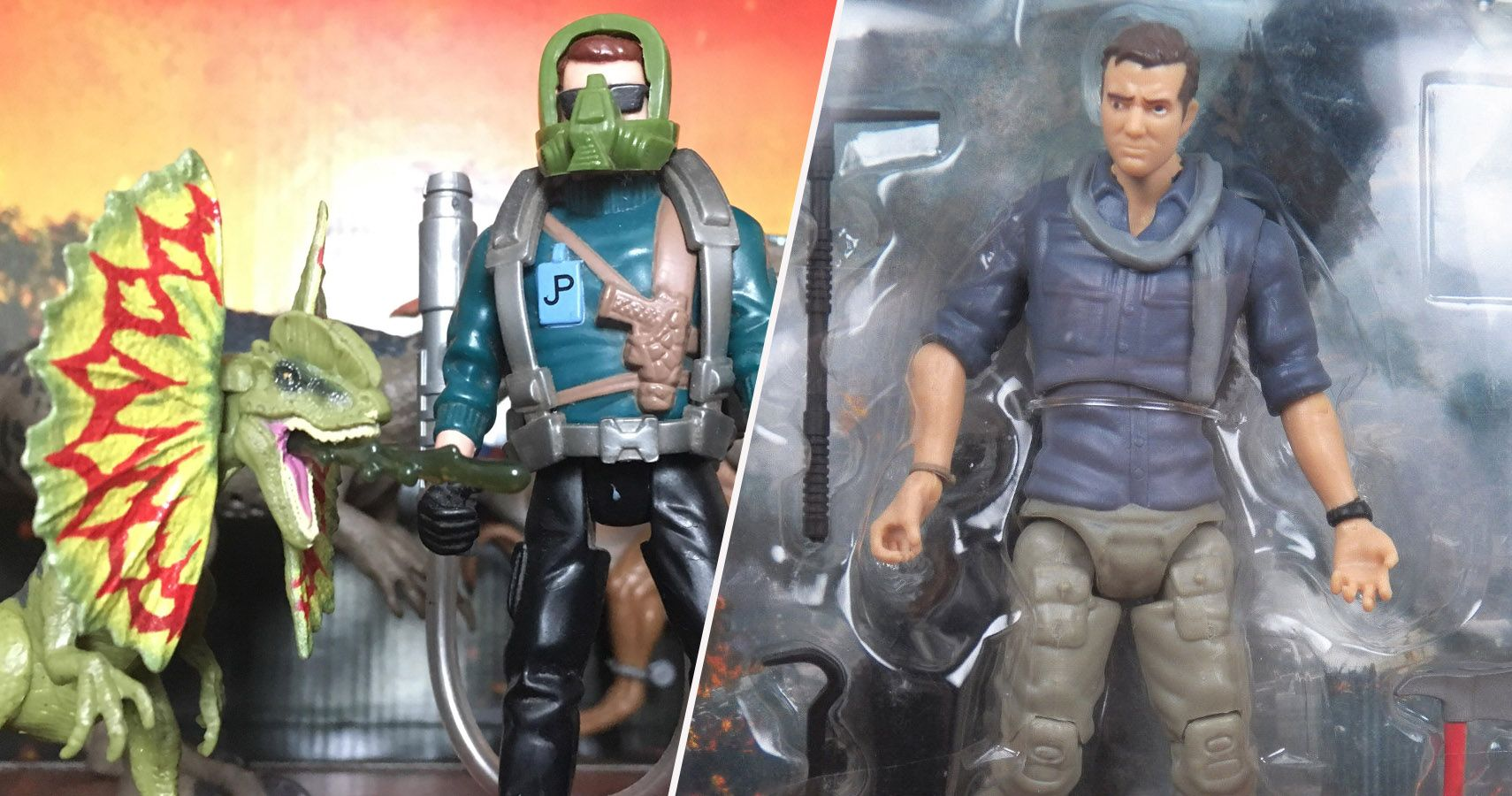 25 Licensed Action Figures That Look Nothing Like The Characters