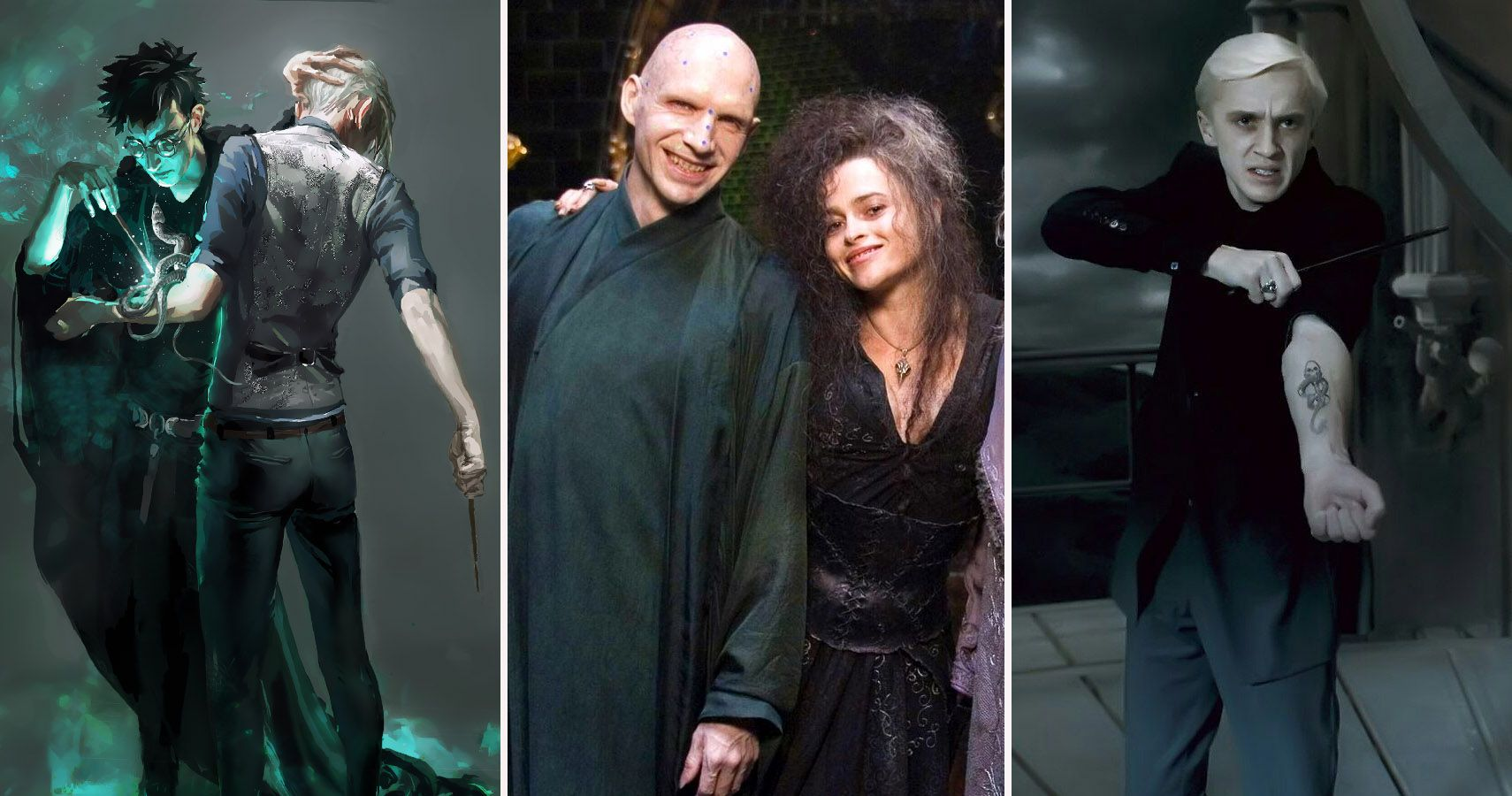 Harry Potter: 25 Weird Things About The Death Eaters That Everyone