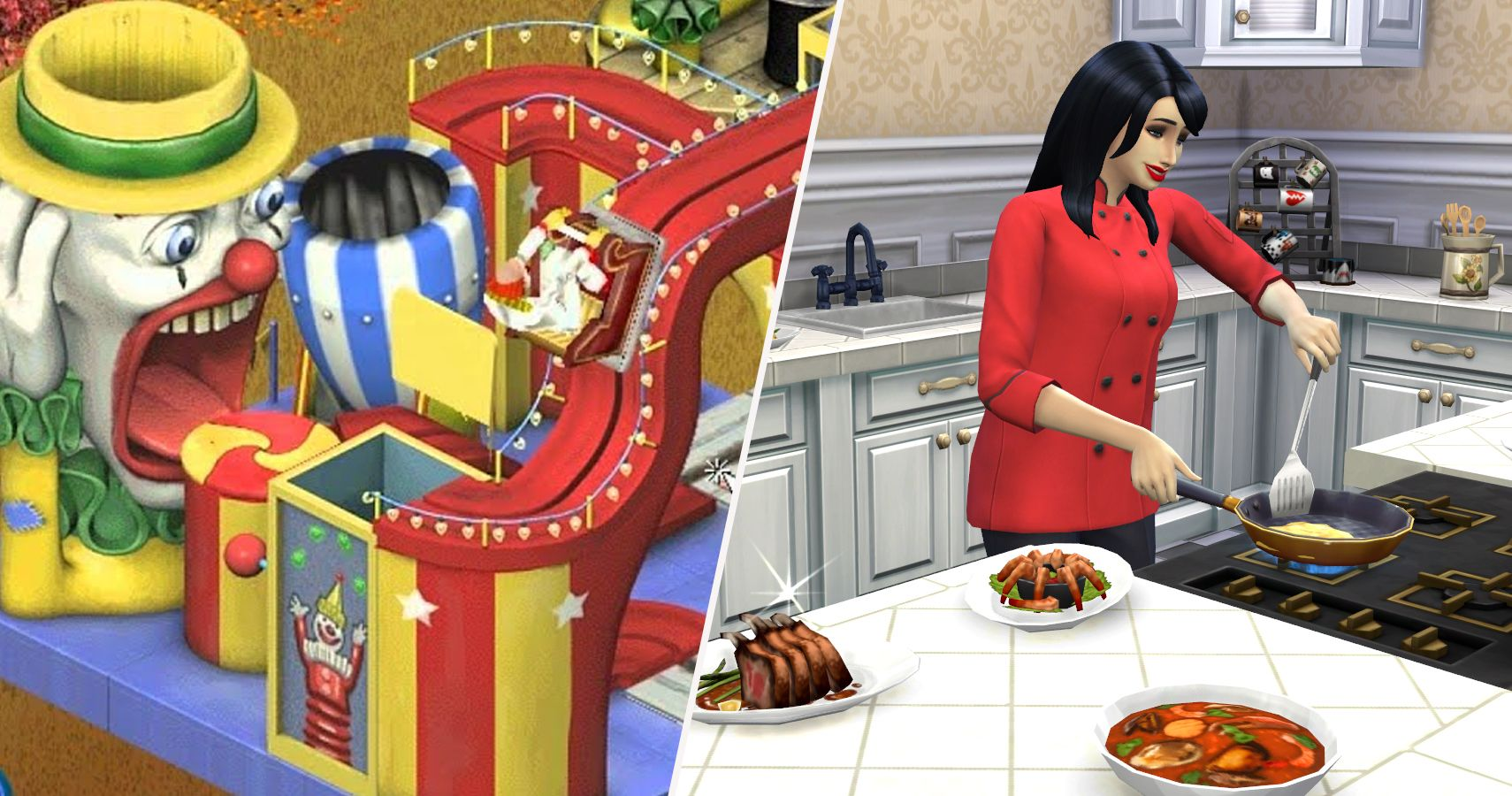 25 Amazing Things Deleted From The Classic Sims Games (That Would