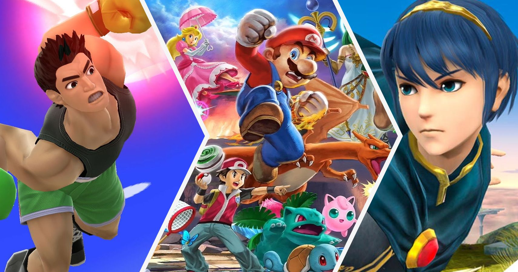 Every Character In Super Smash Bros  Ultimate, Officially Ranked