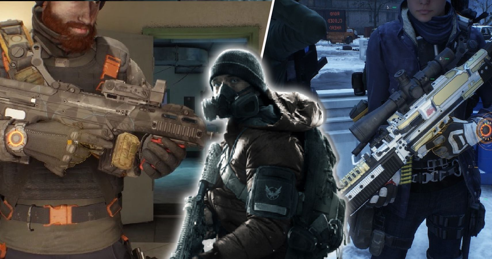 The Division: 25 Items That Are Impossible To Get (And How