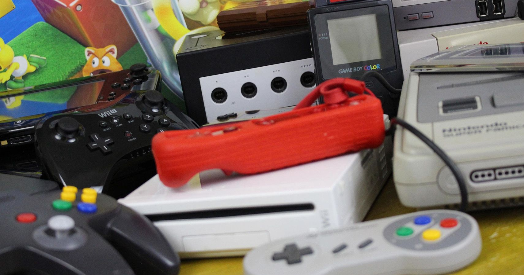 25 Things Only Super Fans Knew Nintendo Consoles Could Do
