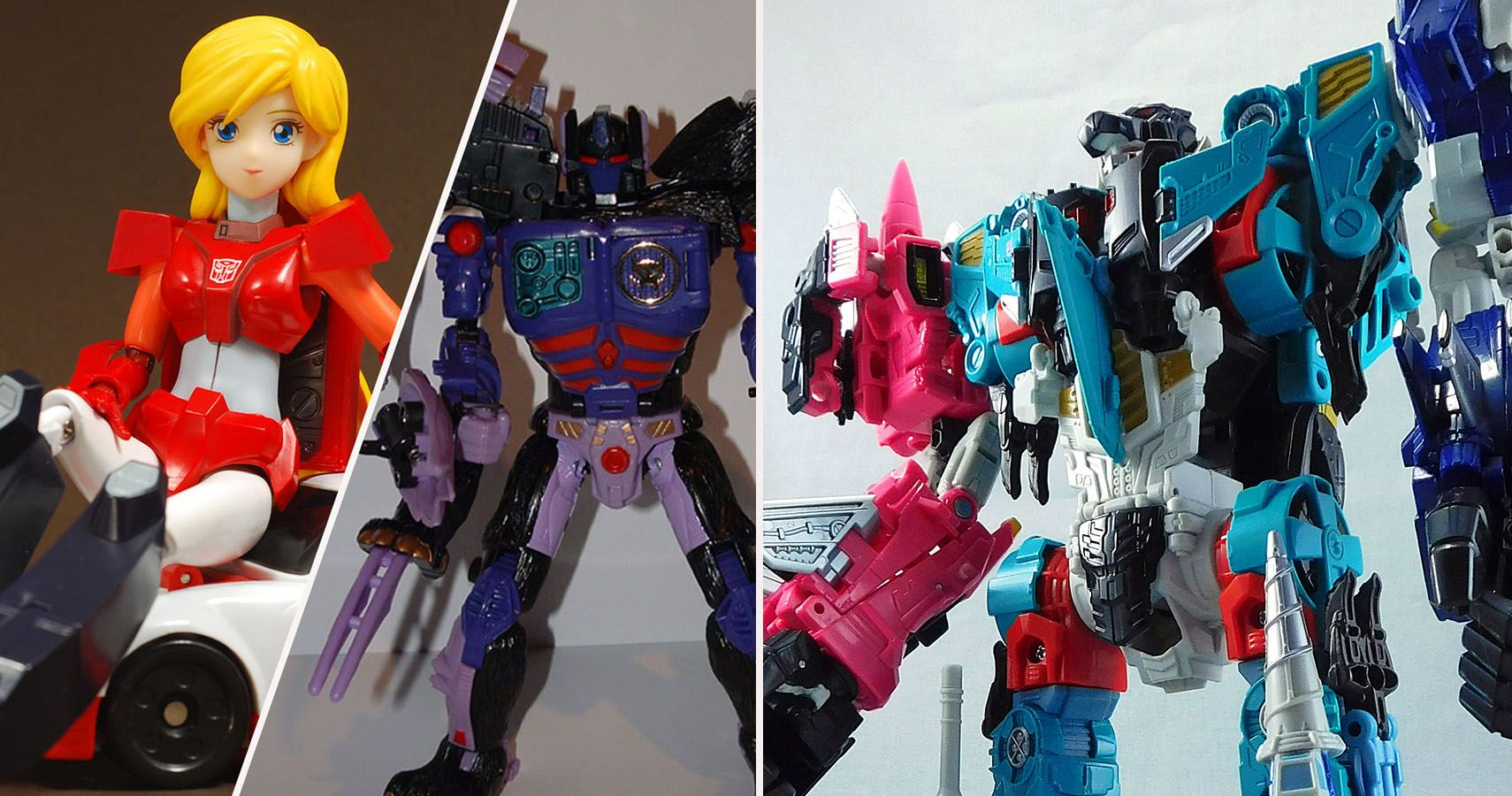 G1 TRANSFORMER ACTION MASTER OVER RUN LASER CANNON LOT # 1