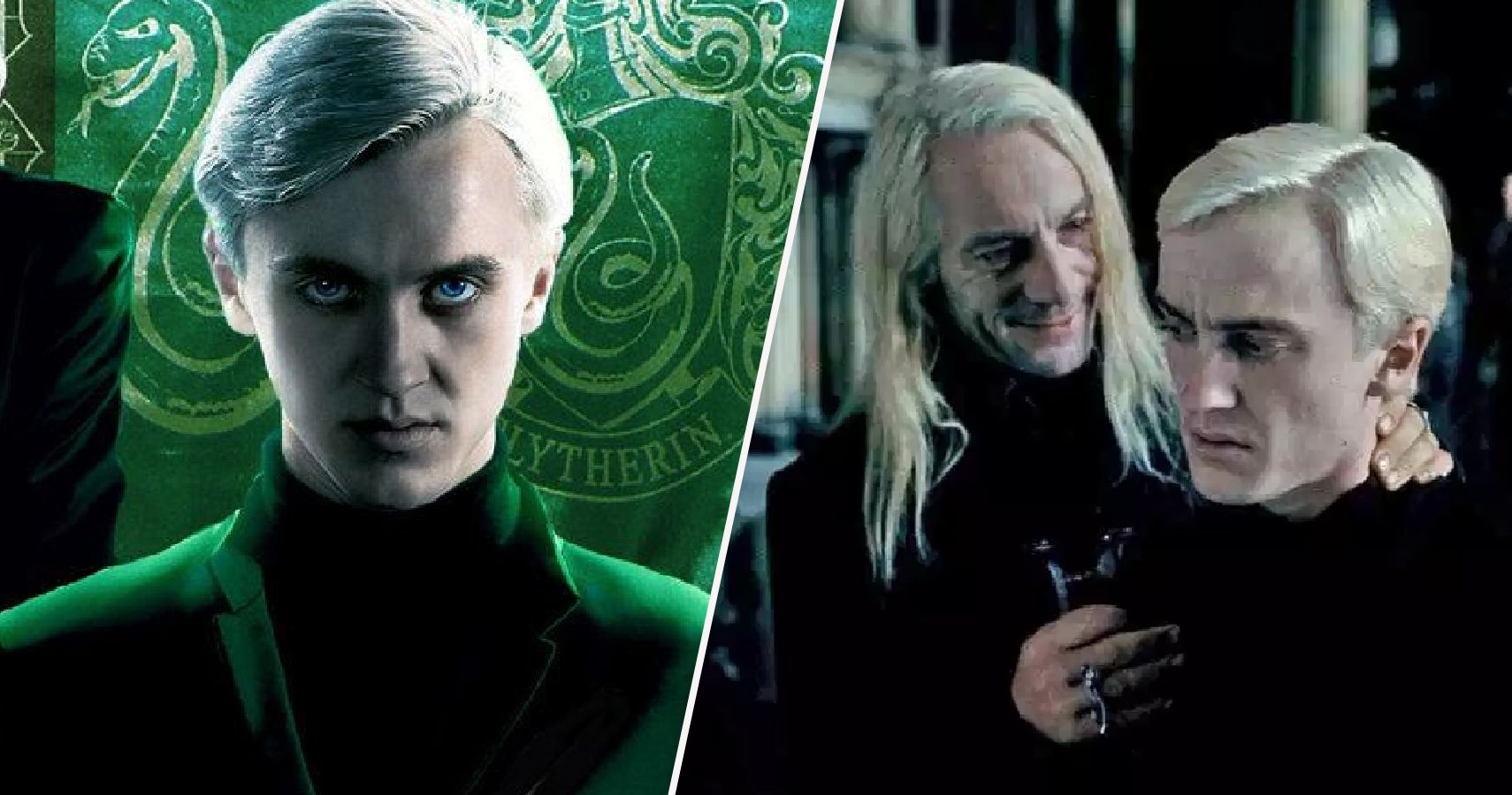 Harry Potter: 25 Weird Things About Draco's Anatomy | TheGamer
