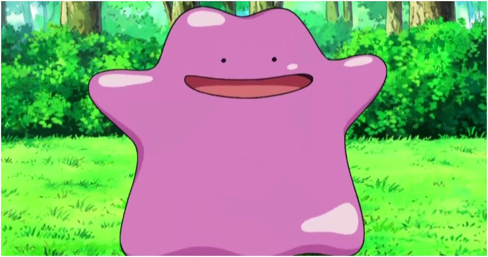 Pokemon Ditto
