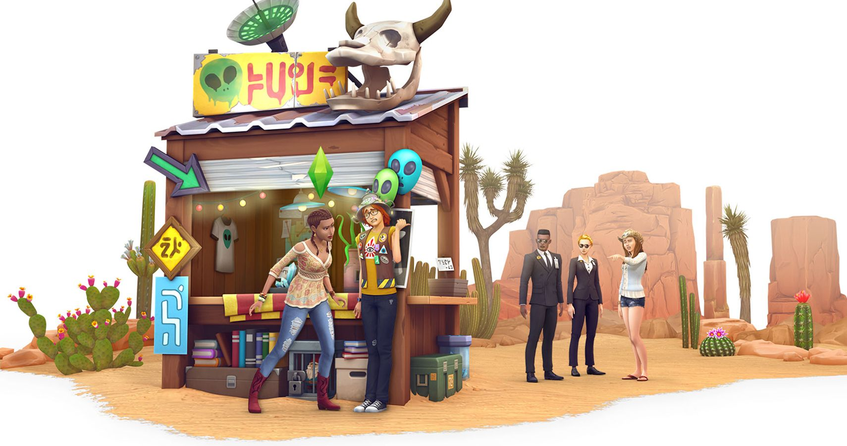the sims 4 strangerville review stories strangeness and. Black Bedroom Furniture Sets. Home Design Ideas
