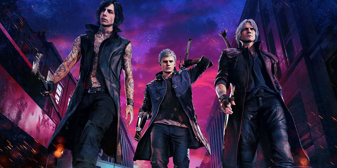 The 10 Strongest Devil May Cry Characters In Order | TheGamer