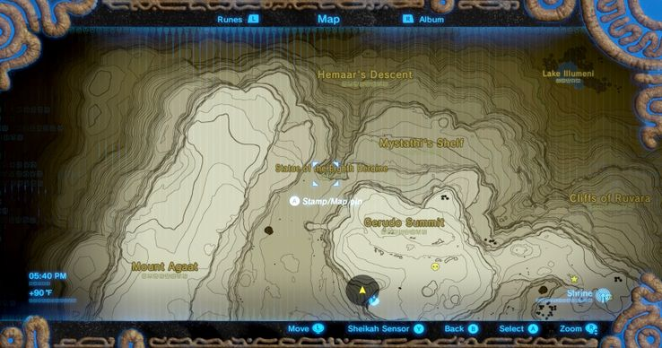 Breath Of The Wild: How To Find The Eighth Heroine And Get The Sand