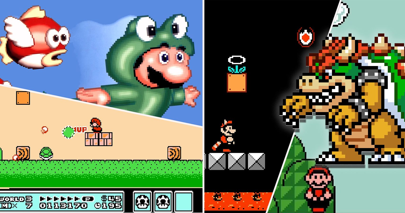 Super Mario Bros  3: 25 Tricks From The Game Players Have No Idea About