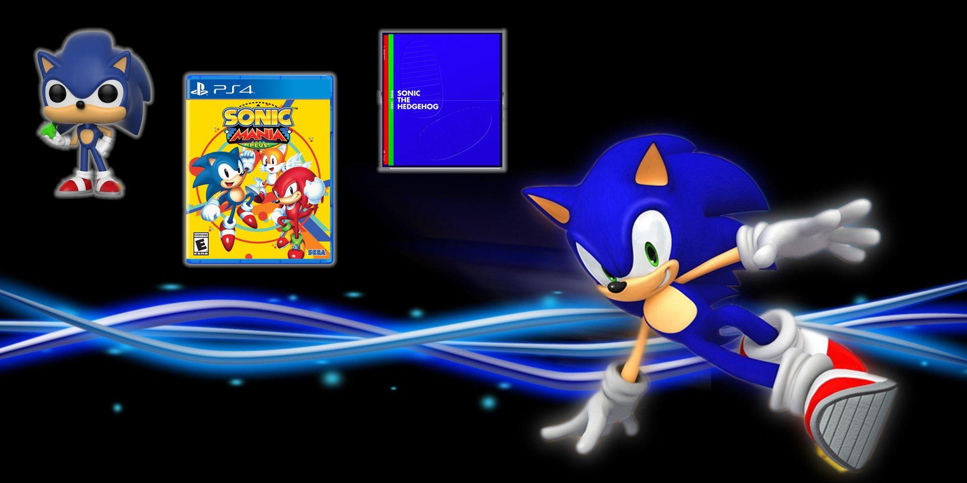 10 Best Gifts For Gaming Fans Of Sega S Sonic Thegamer