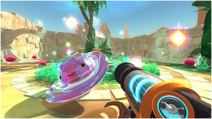 Ranked: All The Slimes In Slime Rancher | TheGamer