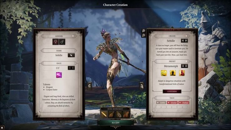 Divinity: Original Sin 2 Classes And Their Pros & Cons