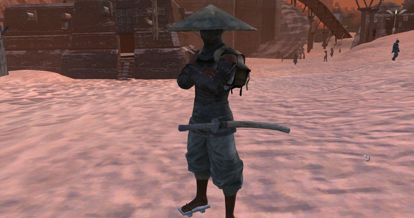 Kenshi game slave