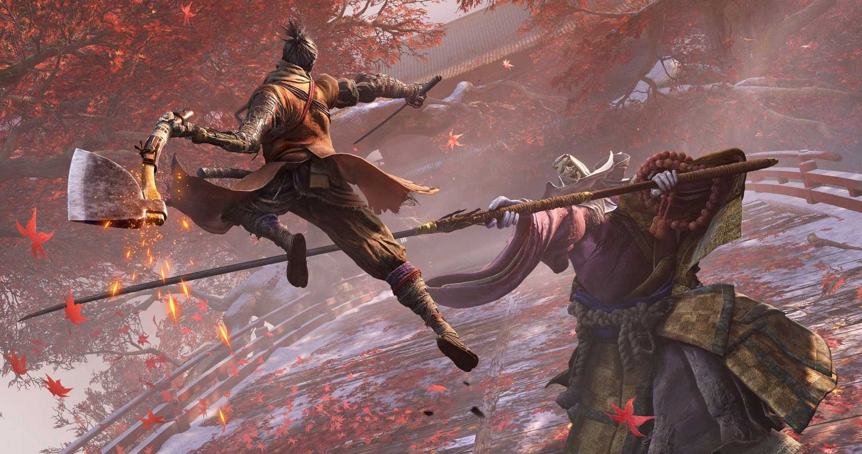 The 15 Strongest Upgrades And Items In Sekiro: Shadows Die