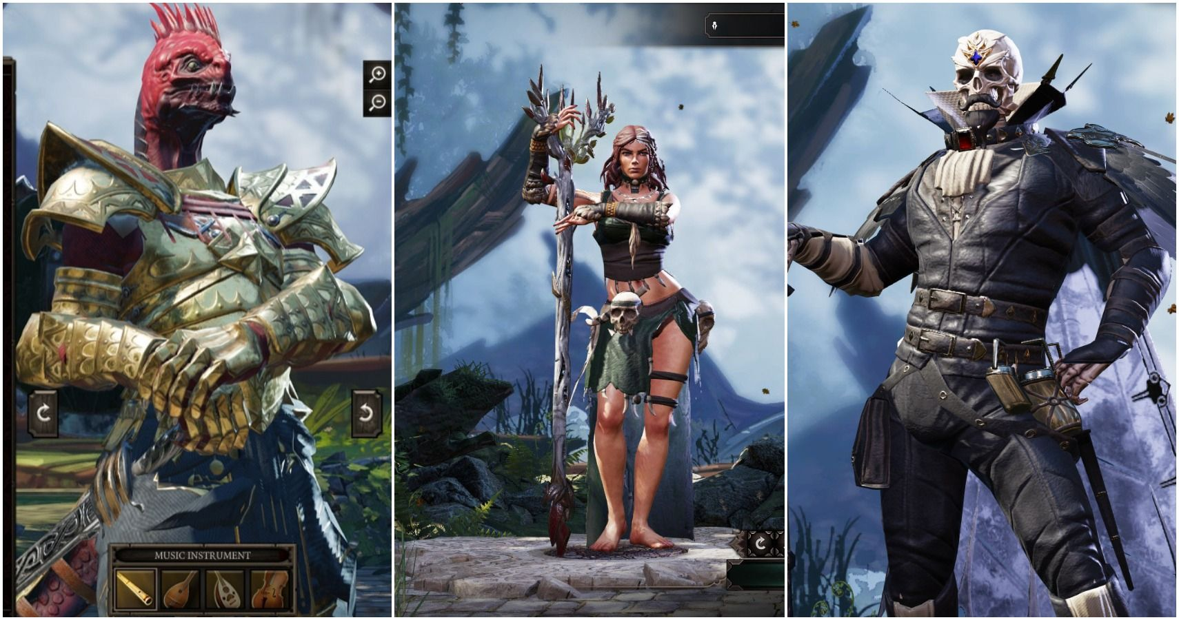 Divinity: Original Sin 2 Classes And Their Pros & Cons | TheGamer