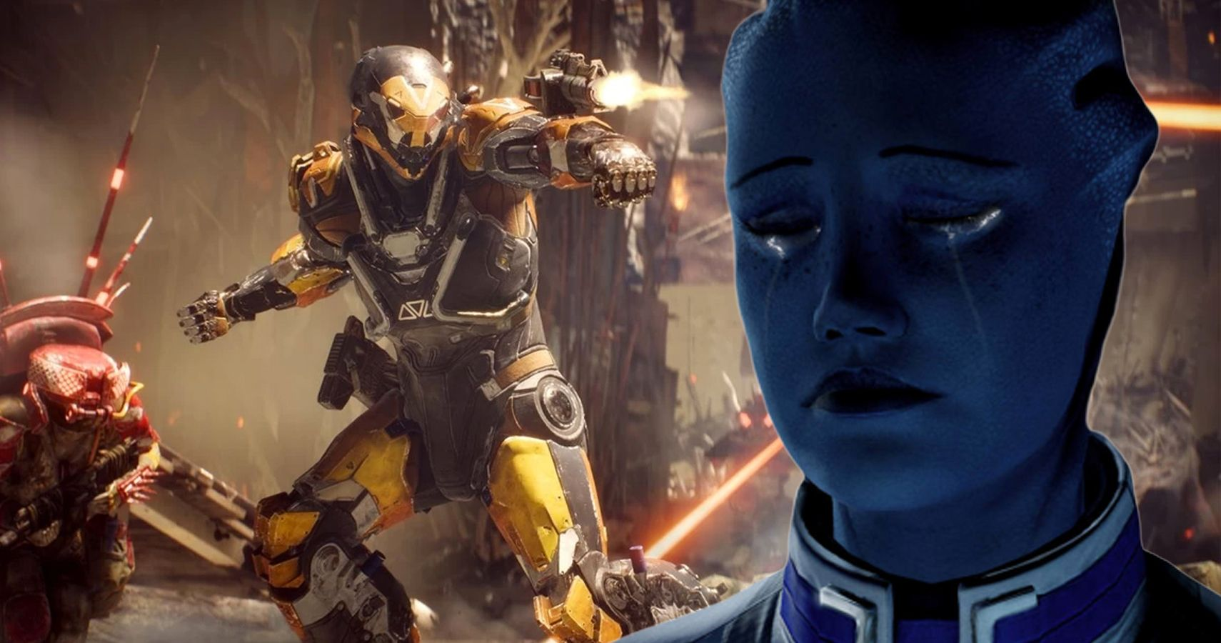 All Signs Point To Anthem Being Shelved Just Like Andromeda