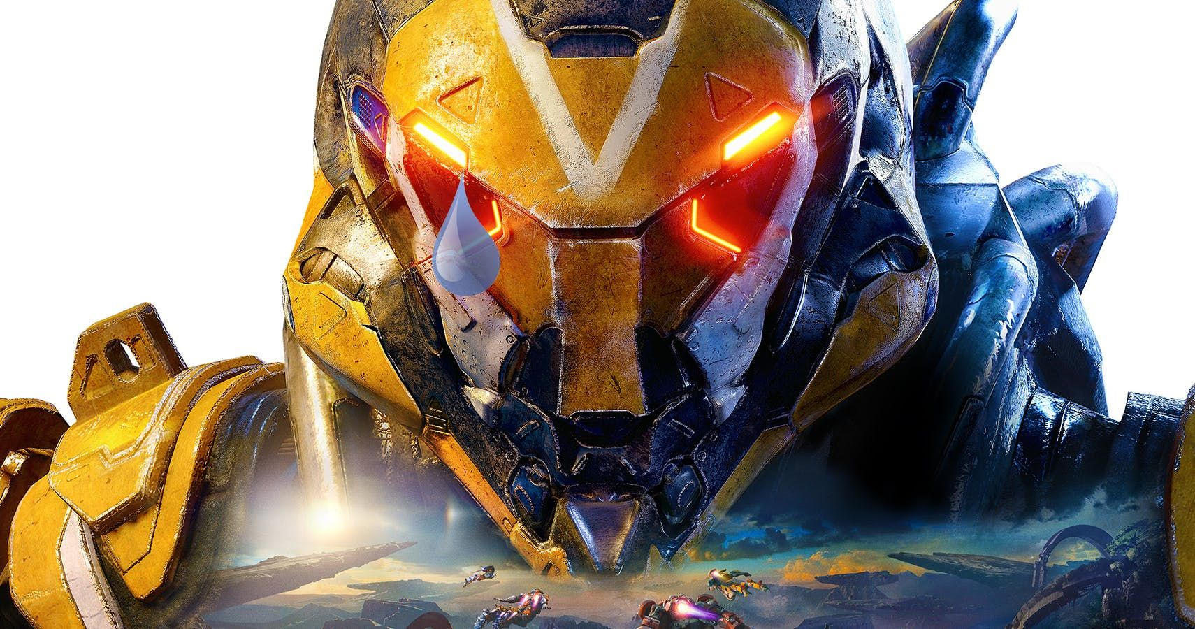 Bioware Anthem Get Hyped With Images Anthem Game Anthem