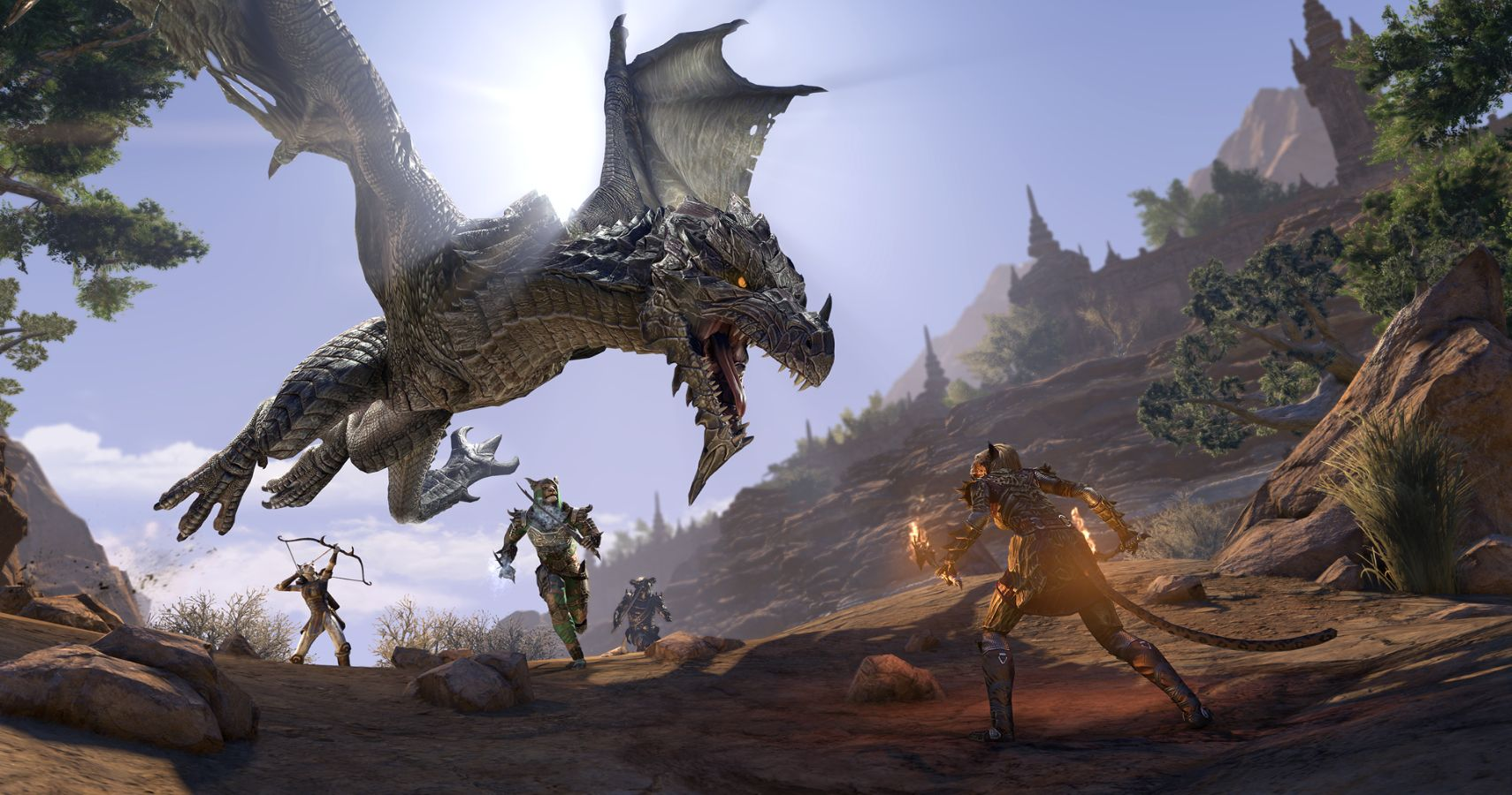 The Elder Scrolls Online: Elsweyr Arrives With Early Access And