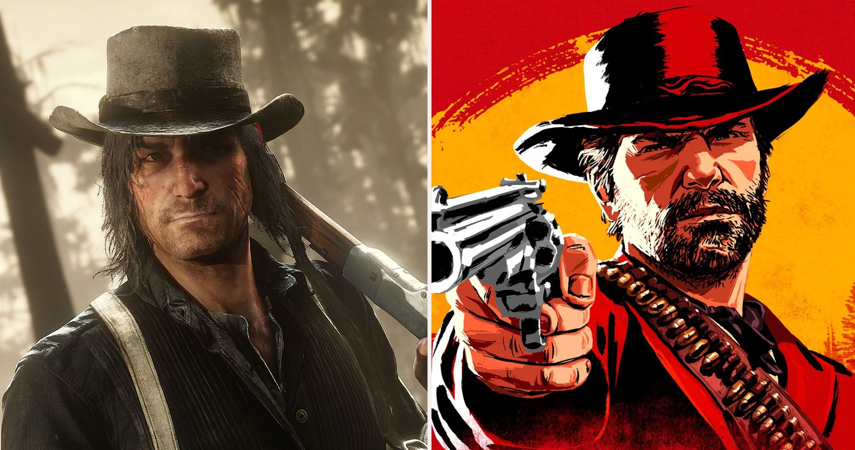 10 Questions We Still Have About John Marston After Rdr And Rdr2