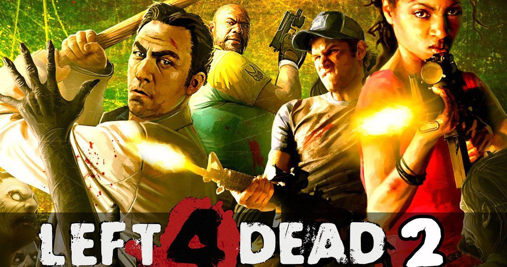 10 Left 4 Dead 2 Console Commands   TheGamer