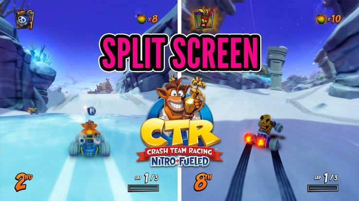 10 Best Split-Screen Multiplayer Games On PS4, Ranked | TheGamer