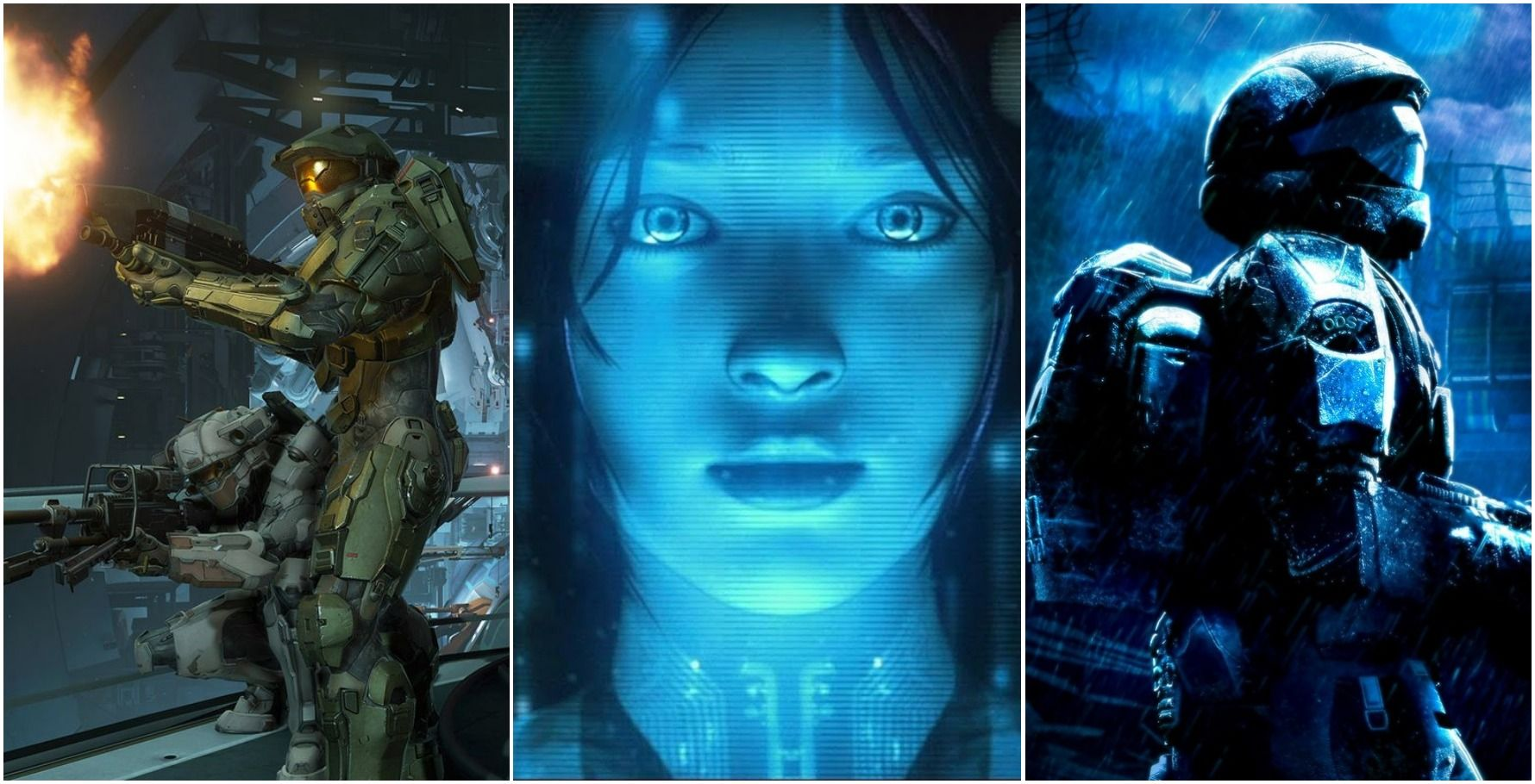 Every Halo Game Ever Made, Ranked   TheGamer