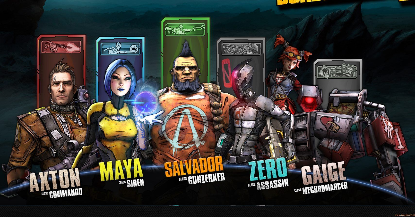 Ranked: The 10 Most Powerful Skills In Borderlands 2 | TheGamer