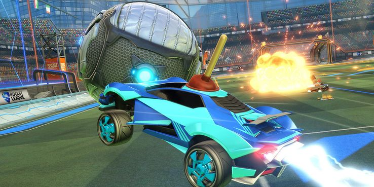 10 Best Split-Screen Multiplayer Games On Xbox One, Ranked