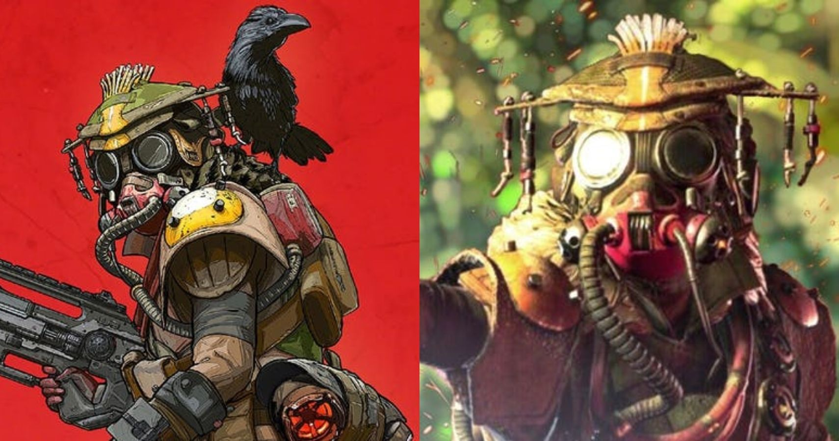 Apex Legends 10 Facts About The Mysterious Bloodhound Thegamer