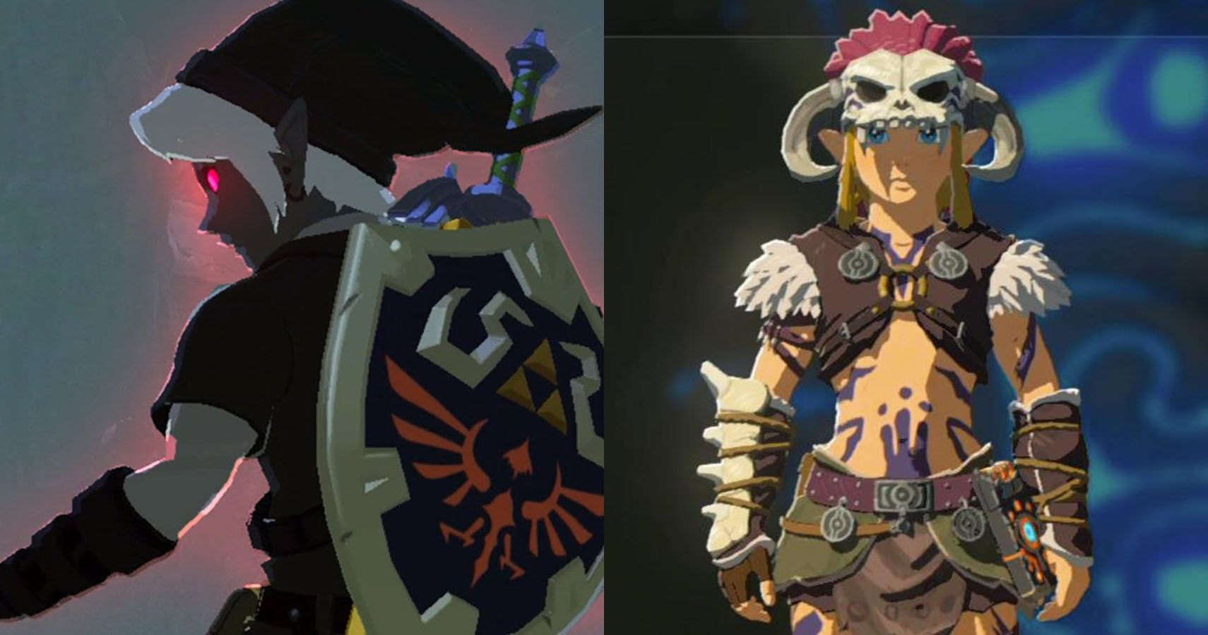 10 Best Armor Sets In Breath Of The Wild | TheGamer