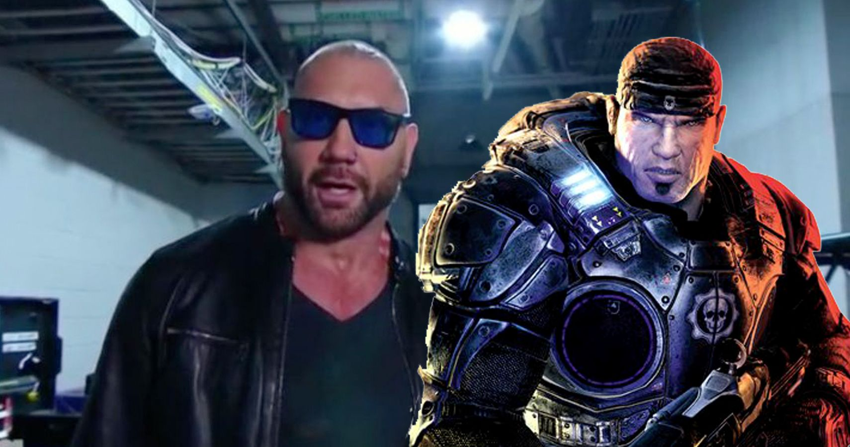 Dave Bautista Is Down To Play Marcus Fenix In Gears Of War Movie