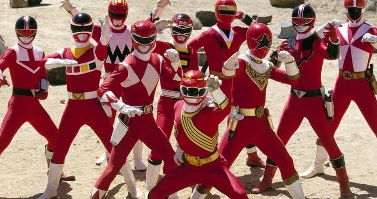SDCC 2019: Original Red Power Ranger Is Returning To The Series Once More