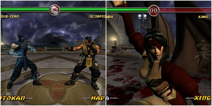 Every Mortal Kombat Game, Ranked (Best To Worst) | TheGamer