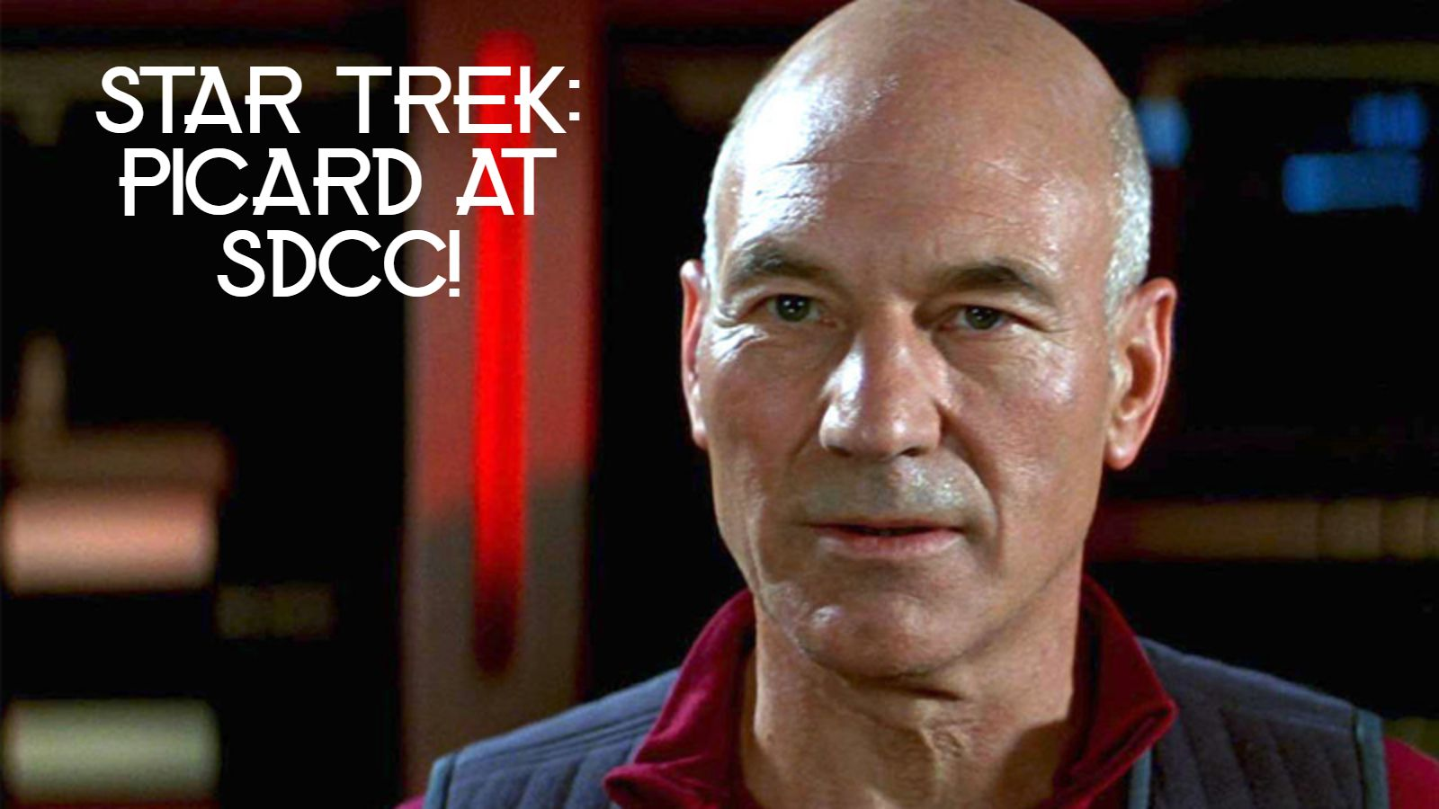 Star Trek: Picard And Discovery Will Be At The Head Of CBS's SDCC Panel