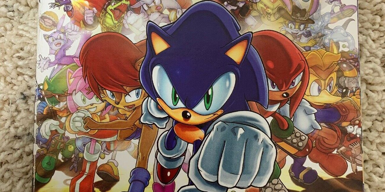 10 Facts From Sonic The Hedgehog Lore Fans Forget Thegamer