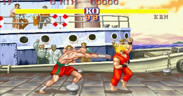Every Street Fighter Game, Ranked (Best to Worst) | TheGamer