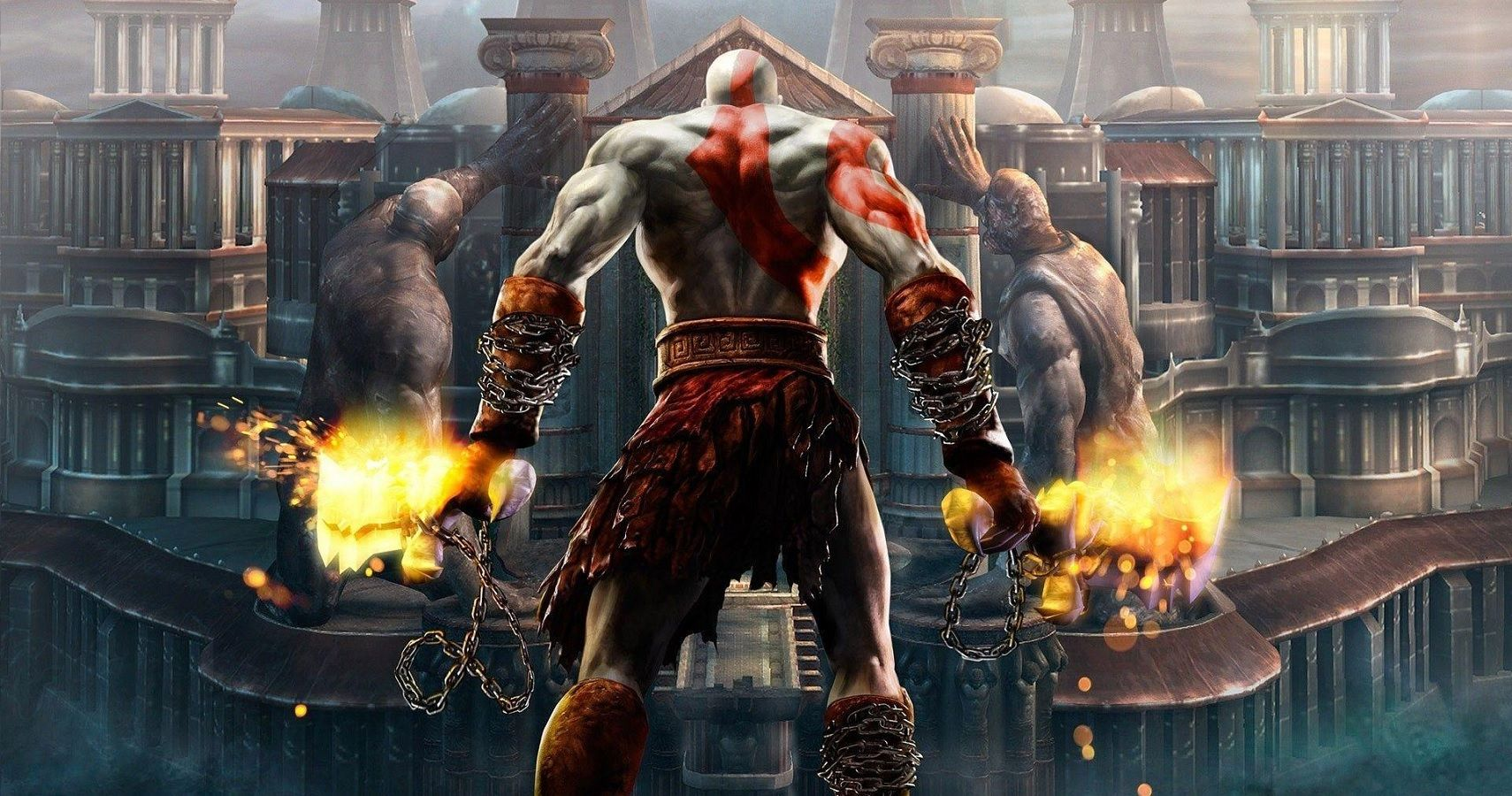 All The God Of War Games Ranked From Best To Worst   TheGamer